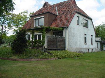 Sie suchen eine große Wohnung? Wir haben sie! 27356 Rotenburg (Wümme), Erdgeschosswohnung