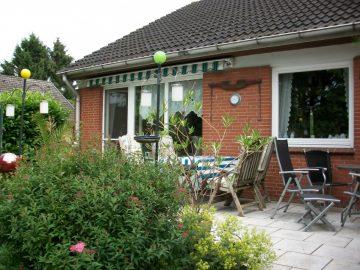 Ein ruhiges Plätzchen im Garten wartet schon auf Sie!!! 27383 Westeresch, Einfamilienhaus