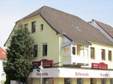 mitten in Scheeßel – großzügige Wohnung  über 2 Geschosse 27383 Scheeßel, Dachgeschosswohnung