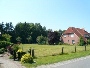 Lebensträume realisieren: sonniges Grundstück ideal für Einfamilien- und Doppelhausbebauung 27386 Hemsbünde, Wohnen