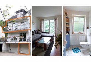 !!!Tolles Wohnen in gefragter Lage!!! 3 Zimmer, Balkon, Tiefgarage 27383 Scheeßel, Etagenwohnung