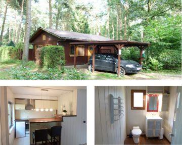 Idyllisch gelegenes Holzhaus am Otterstedter See! 28870 Otterstedt, Einfamilienhaus