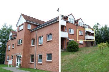 Die Vorteile der Stadt nutzen und doch im Grünen wohnen! 27365 Rotenburg, Etagenwohnung