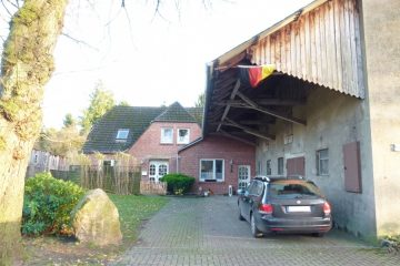 Sie suchen eine große Wohnung auf dem Lande und brauchen eine Werkstatt? Rufen Sie uns an!!! 27356 Rotenburg (Wümme) / Mulmshorn, Erdgeschosswohnung