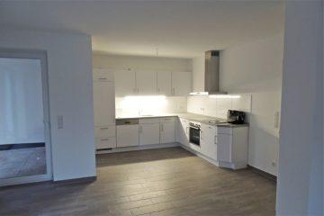 3-Zimmer-Neubau-Obergeschosswohnung mit Balkon und Carportanlage 27383 Scheeßel, Etagenwohnung