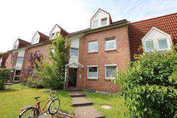 2-Zimmer Wohnung mit Loggia ruhig und dennoch zentral gelegen! 27356 Rotenburg (Wümme), Etagenwohnung