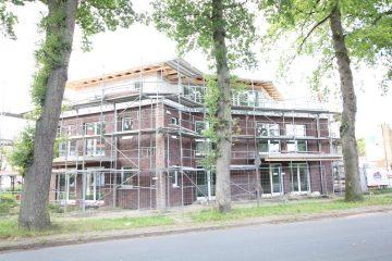 Altersgerechte 2-Zimmer-Neubauwohnung im Zentrum von Scheeßel 27383 Scheeßel, Etagenwohnung
