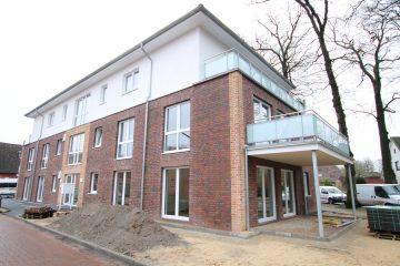 Altersgerechte 2-Zimmer-Neubauwohnung im Zentrum von Scheeßel 27383 Scheeßel, Erdgeschosswohnung