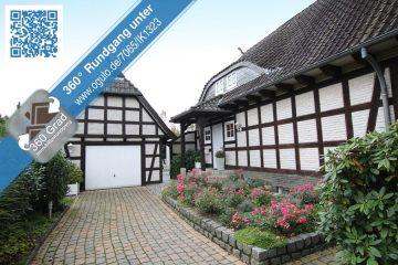 Leben in Fintel im gemütlichen Fachwerkhaus mit Garage 27389 Fintel, Einfamilienhaus