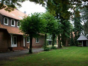 Sehr viel Platz für Therapie, Seminare, Reiterhof, Wohngemeinschaft etc. in malerischer Umgebung, 29640 Schneverdingen / Wintermoor, Resthof
