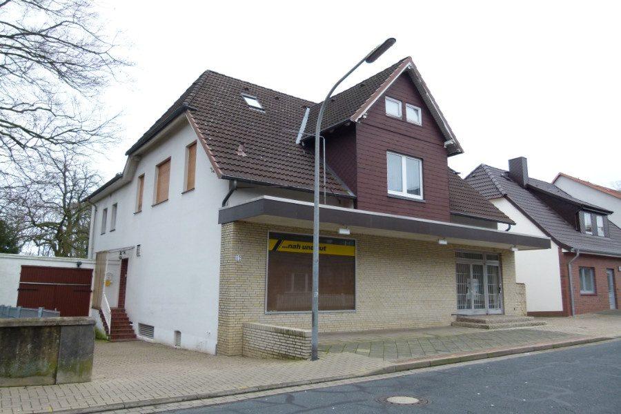 Gepflegtes Wohn und Geschäftshaus – ImmobilienKontor