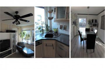 NUR NOCH EINZIEHEN!!! topp renovierte 4-Zimmer Wohnung in kleiner Wohnanlage, 27356 Rotenburg (Wümme), Etagenwohnung