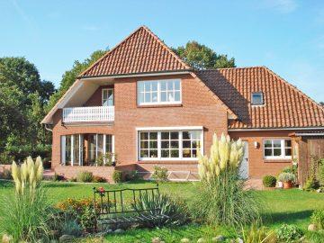 Repräsentatives Wohnhaus in bester Dorflage, Rotenburg liegt um die Ecke!, 27383 Scheeßel / Wohlsdorf, Einfamilienhaus