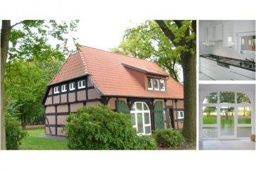 Ein Niedersachsenhaus: Leben in der Natur, dennoch liegt Rotenburg nur einen Katzensprung entfernt!!, 27383 Scheeßel / Wohlsdorf, Einfamilienhaus