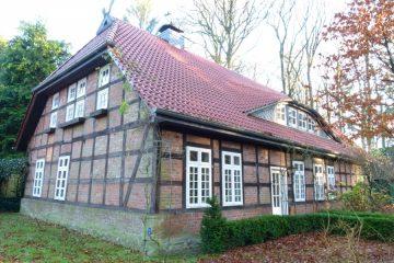 Fachwerktraum in idyllischer Naturlage, 27389 Helvesiek / Hunhorn, Einfamilienhaus