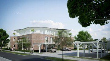 Neubau von 10 Eigentumswohnungen in Scheeßel, 27383 Scheeßel, Etagenwohnung