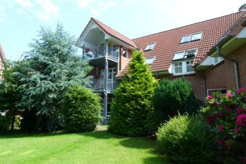 Aparte 2 1/2 Zi-Wohnung mit Balkon im Dachgeschoss, 27383 Scheeßel, Dachgeschosswohnung