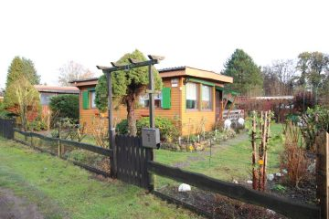"""Die Ruhe genießen! Wochenendhaus im """"Mobilheimpark Lauenbrück"""", 27389 Lauenbrück, Ferienhaus"""
