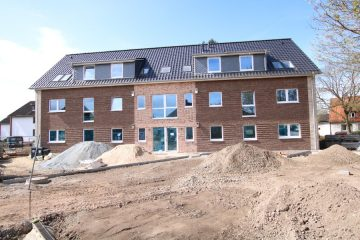 Neubau-EG-Wohnung mit Terrasse und Gartenanteil, 27356 Rotenburg (Wümme), Erdgeschosswohnung