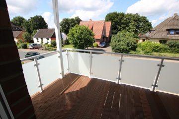 Mittendrin! Erstklassige Neubauwohnung mit Balkon, 27383 Scheeßel, Wohnung