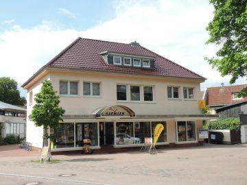 Vermietet! Großzügige Gewerbefläche in Scheeßel mit Balkon, 27383 Scheeßel, Bürofläche