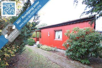"""Verkauft! – schönes Wochenendhaus im """"Mobilheimpark Lauenbrück"""" mit Sauna, 27389 Lauenbrück, Ferienhaus"""