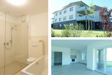 Wohnen mit Stil auf einer Ebene –  Vermietung  Whg. Nr. 02 im EG, 27419 Sittensen, Erdgeschosswohnung