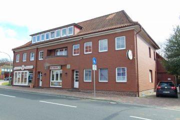 Zentrales Wohnen in einer 2-Zimmer-EG-Wohnung in Scheeßel, 27383 Scheeßel, Erdgeschosswohnung