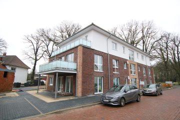 Vermietet! – Großzügige 3-Zimmer-Neubauwohnung mit großer Terrasse, 27383 Scheeßel, Erdgeschosswohnung