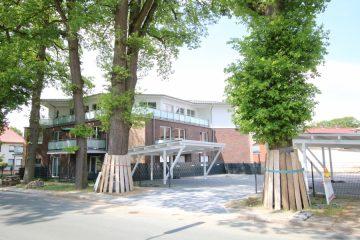 Hochwertige 2-Zimmer-Neubauwohnung im Zentrum von Scheeßel, 27383 Scheeßel, Etagenwohnung