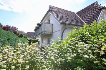 *Verkauft innerhalb von 15 Tagen* Gepflegte 2-Zimmer-Dachgeschosswohnung in kleiner Wohnanlage, 27383 Scheeßel / Jeersdorf, Etagenwohnung