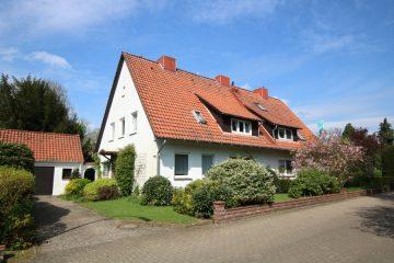 Gepflegte Doppelhaushälfte mit Vollkeller und großem Garten im Mühlenende, 27356 Rotenburg (Wümme), Doppelhaushälfte