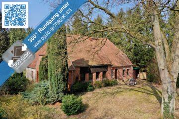 großes Wohnhaus in ländlicher Umgebung in der Nähe von Rotenburg, 27356 Rotenburg (Wümme) / Borchel, Einfamilienhaus