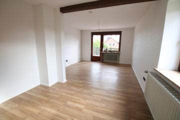 Ab sofort frei! – Scheeßel: Maisonette-Wohnung mit großzügiger Dachterrasse (40 m²), 27383 Scheeßel, Dachgeschosswohnung