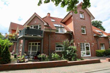 Scheeßel: Schöne 2-Zimmerwohnung mit Balkon, 27383 Scheeßel, Etagenwohnung