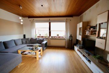 Scheeßel: 3-Zimmerwohnung mit eigenem Eingang und Balkon, 27383 Scheeßel, Etagenwohnung