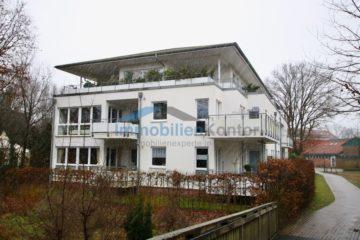 Rotenburg: Frisch renovierte, altersgerechte Wohnung mit Balkon und Traumblick!, 27356 Rotenburg (Wümme), Etagenwohnung