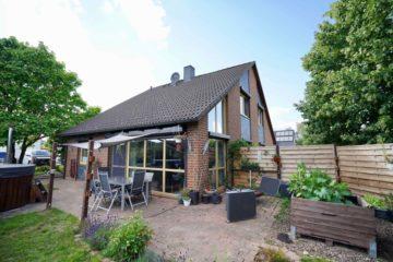 Helvesiek: Großzügiges Einfamilienhaus mit großem Garten, 27389 Helvesiek, Einfamilienhaus