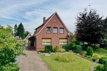 Sittensen: Gepflegtes Ein- bzw. Zweifamilienhaus mit Garten, Garage und Vollkeller, 27419 Sittensen, Zweifamilienhaus