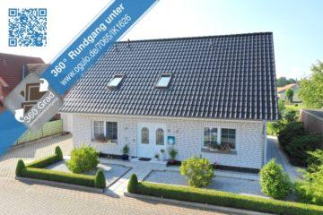 Rotenburg: Nur noch einziehen – Wohnhaus mit Garage für die große Familie, 27356 Rotenburg (Wümme), Einfamilienhaus