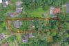 Scheeßel / Veersebrück: Notverkauf! Einfamilienhaus auf 3.245 m² Grundstück - Drohnenbild
